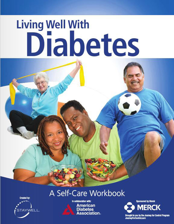 Health Guide: Living Well with Diabetes